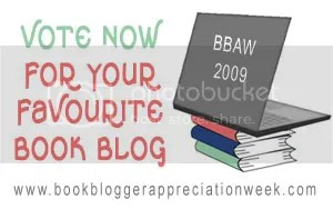 Book Blogger Appreciation Week Nomination