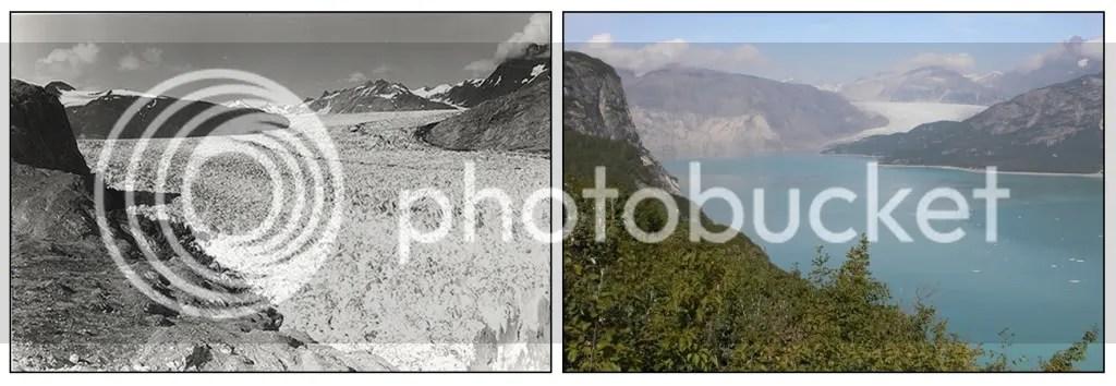 Muir Glacier 1941-2004