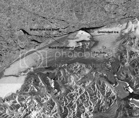 Ellesmere Island & Ward Hunt Ice Shelf