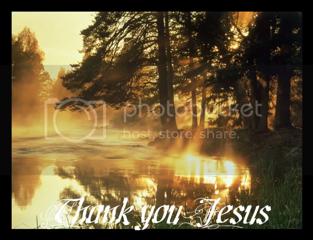 thank you jesus Pictures, Images and Photos
