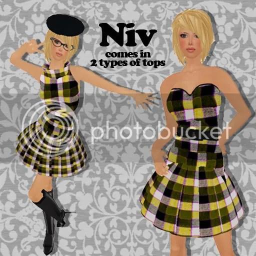 Niv Yellow