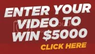 Enter your video and you could win $5000