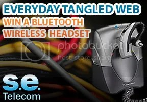 S.E. Telecom sponsors Everyday Tangled Web, photo contest on Lenzr