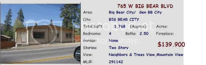 Listing Courtesy of RE/MAX BIG BEAR