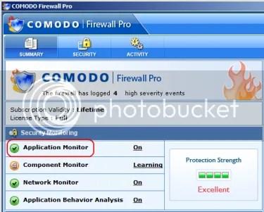 comodoFirewallMain1 Comodo | Suite Antivirus Gratis
