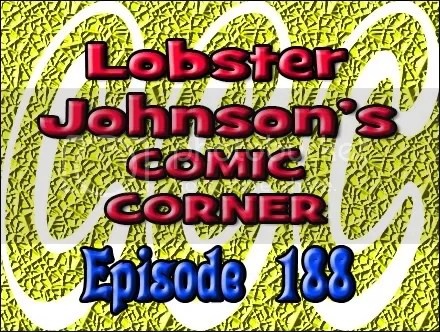 Cammy's Comic Corner – Episode 188 (10/30/11)