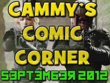 Cammy's Comic Corner – September 2012