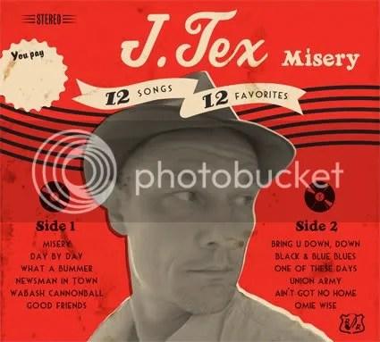 JTex-NEW-4-1, J.Tex & The Volunteers 2009