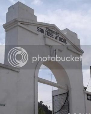 Cementerio José de Atocha - Ambato, Ecuador