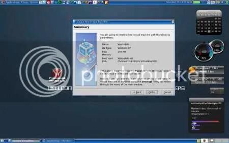 Gb.5 setting up VirtualBox