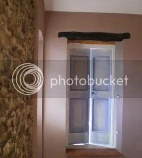 deur naar living appartement biancospino - piemonte
