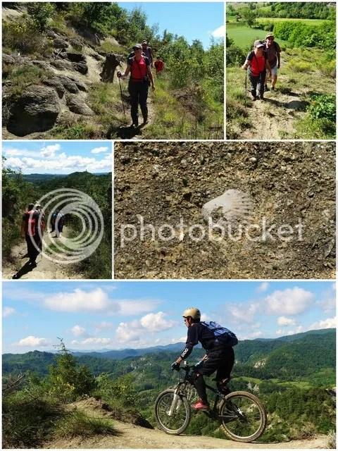 Wandeling in Merana (Piemonte)