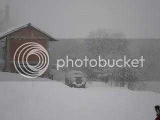 Sneeuw Piemonte