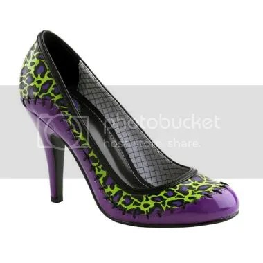 TUK Stiched High Heels