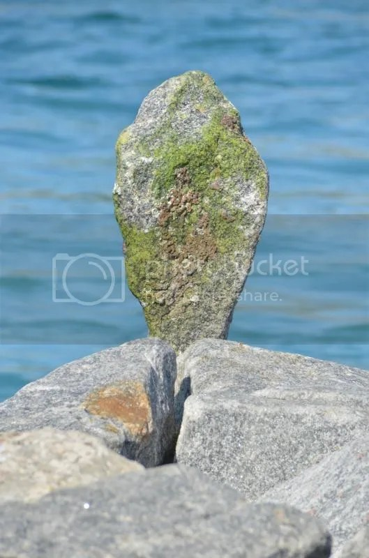 Balancing the Spear in the Rock