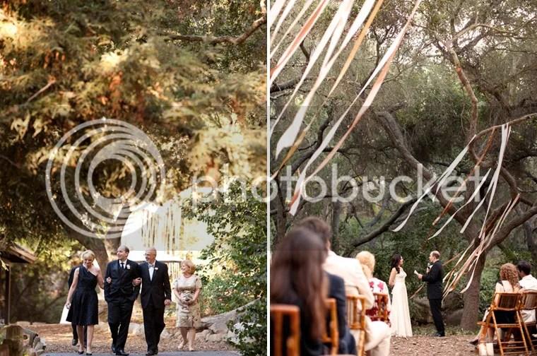 Whimsical Wedding At The Santa Barbara Historical Museum
