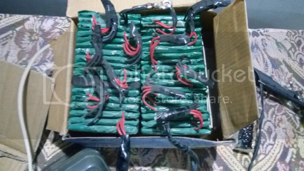 Charging Battery From 50V 5A Transformer.