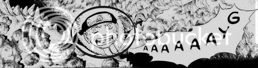 Naruto Scared