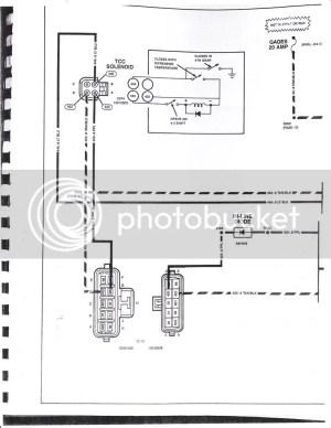 700R4 TCC Wiring Diagram | The HAMB