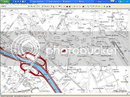 El nRoute un programa de mapa móvil de Garmin