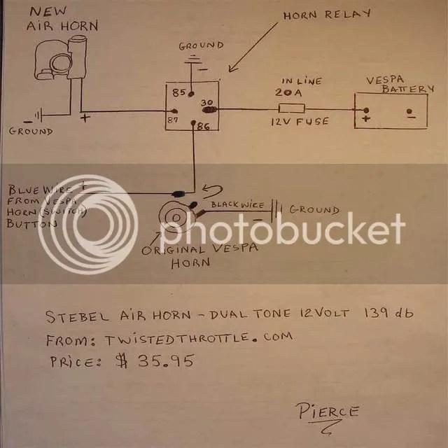 yankee air horn wiring diagram bronco ii wiring diagram