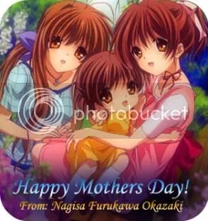 HAPPY MOTHER'S DAY, NAGISA! - Forums - MyAnimeList.net