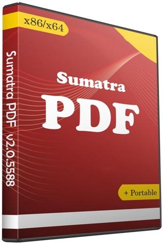 Sumatra PDF 2.2.6497 + Portable