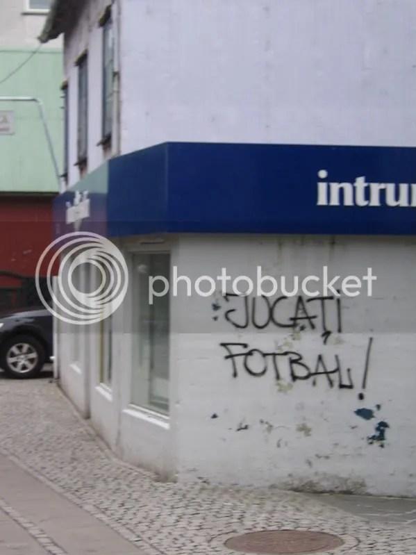 mesaje feroe pentru fotbalisti grafittiuri suporteri