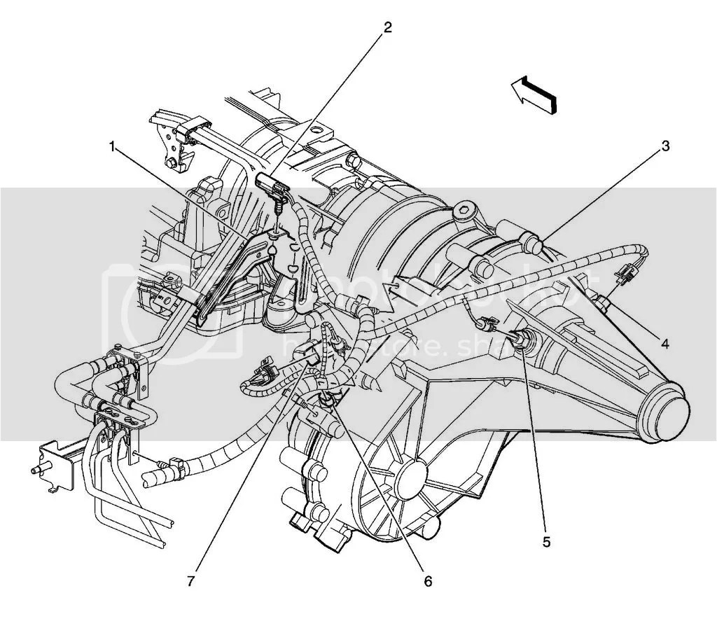 Chevy Blazer Transfer Case Diagram Free Engine Image For User Manual Download