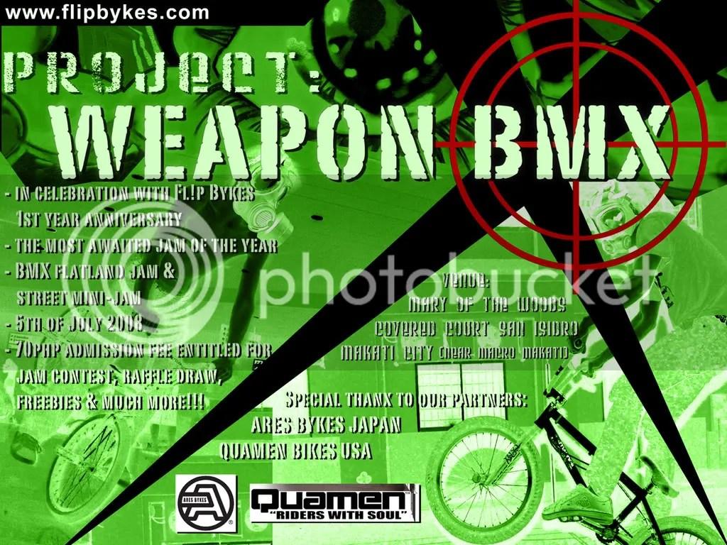 Project: Weapon BMX 2008