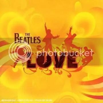 The Beatles - Love Album