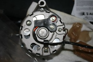 Alternator Hookup? With Pictures  Vintage Mustang Forums