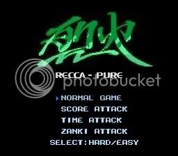 recca – Video Games are Rad