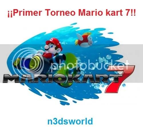 Torneo Mario Kart 7 n3dsworld