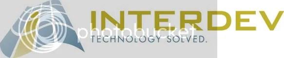 InterDev logo