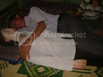 A Vietnamese Man Slept Next To Dead Wife for 5 Years