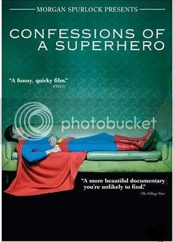 Confissões de Super-Héroi