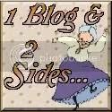 1 Blog & 2 Sides
