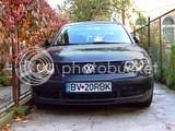 VW Passat demontare faruri Angel Eyes