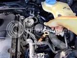 Changing oil filter - Schimbare filtru ulei VW Passat