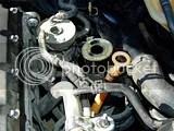 VW Passat demontare faruri 4