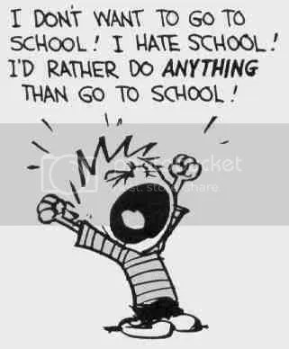 school sucks! Pictures, Images and Photos