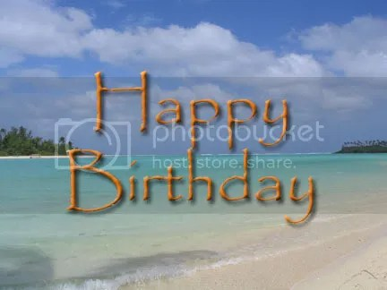Beachbirthday.jpg Beach Birthday image by carablystone