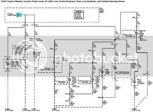 Window Switch Light Fuse  Chevy HHR Network