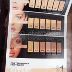 Maybelline Fit Me Foundation Swatches Mimsy S Blog