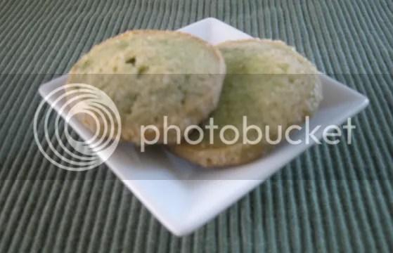 Grüner Tee Kekse