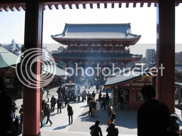 Asakusa - Shrine