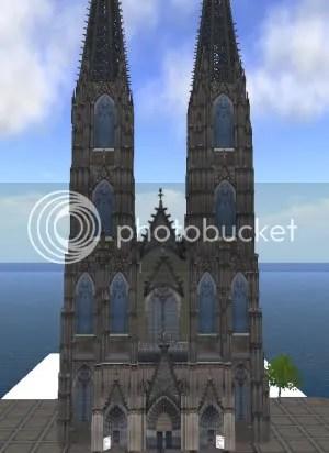 Biiig spires