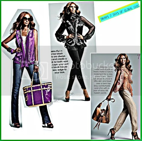 Iman Presents 7 Days of Global Chic