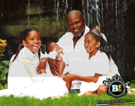 hounsou lee family